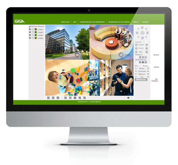 Software CMS | Giga Security